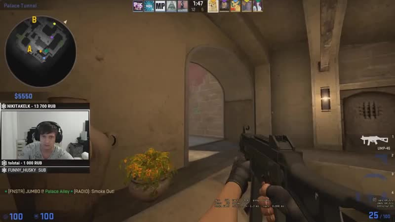 CS_GO I To be continued