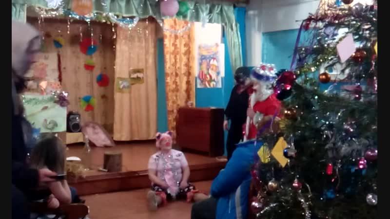 Начало новогодней ёлки) Кеба