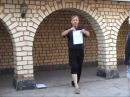 Вызов : Бой на бегу(ноги ножницы) - Biomechanics Bely Samoryad