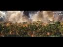 Batalla en Wakanda COMPLETO HD Avengers Infinity War Infinity Clip