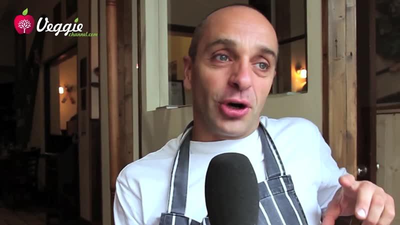 Amico Bio, первый итальянский органический вегетарианский ресторан в Лондоне
