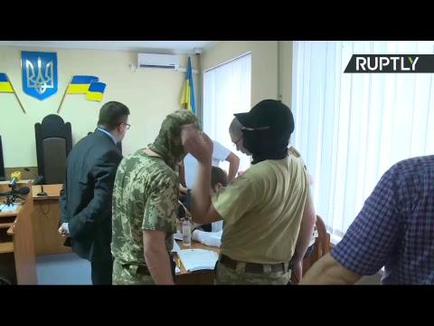 Суд в Херсоне рассматривает ходатайство о продлении ареста Вышинскому LIVE