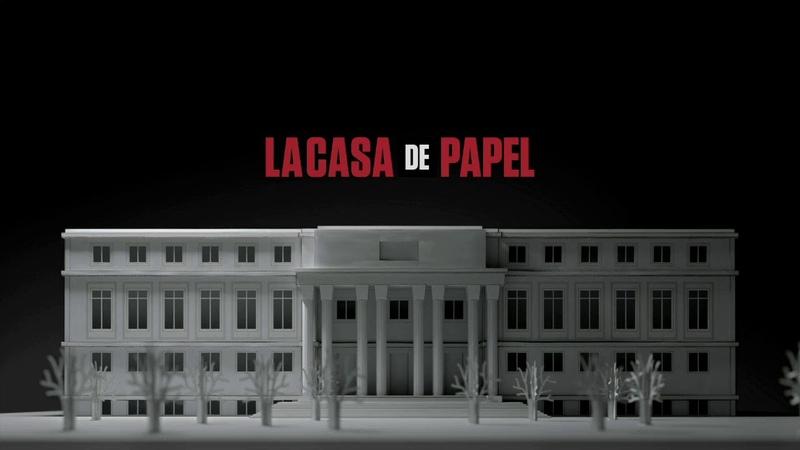 La casa de papel Soundtrack - Tokyo Y Berlin Venganza