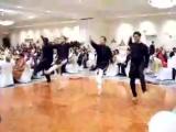 Punjabi Bhangra Dance at Pit Wedding NYU students performing