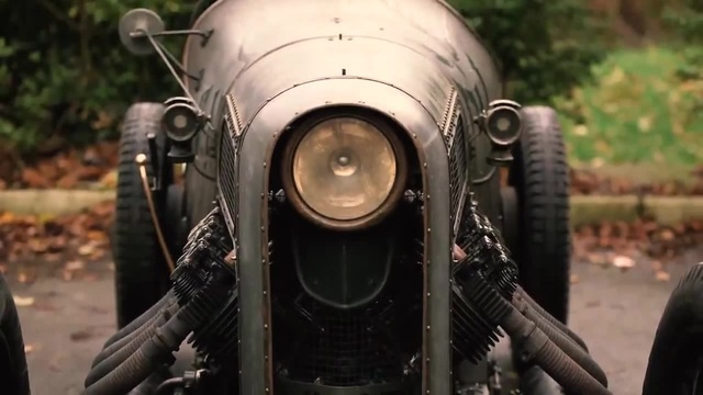108 Year Old GN Jap Is The Wildest Ride Of All