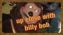 Up close with billy bob FNAF REAL LIFE!