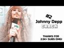 Johnny Depp Crack 2 [THANKS for 2.5K subs OMG!!♥]