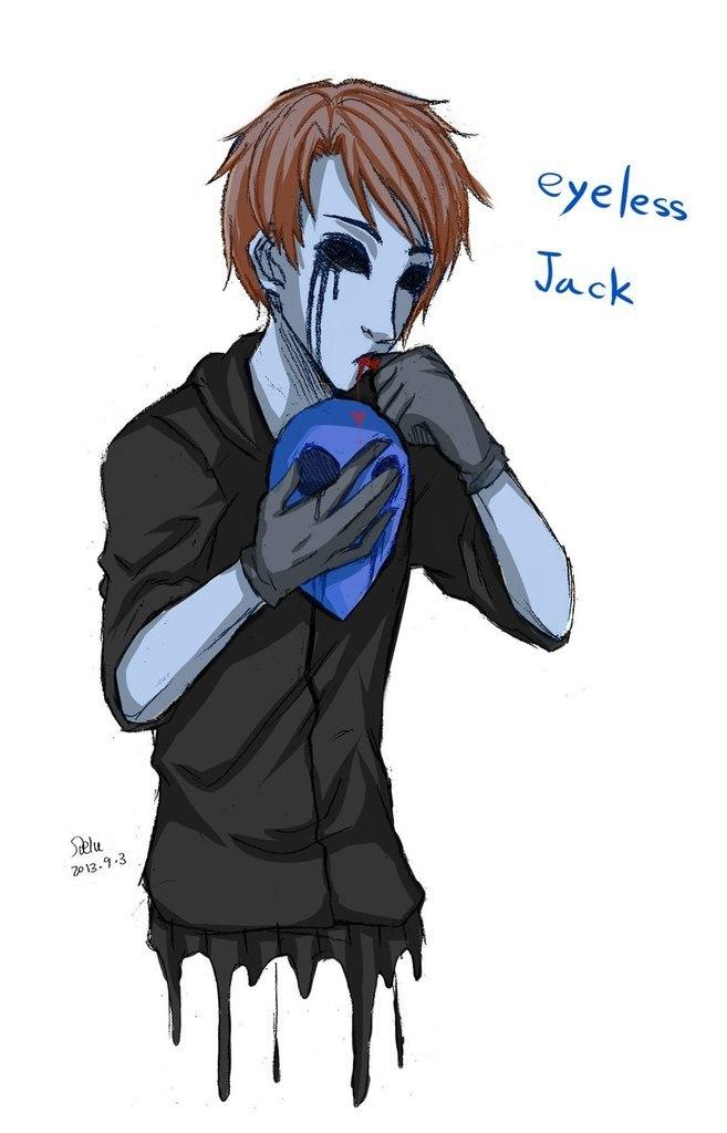 Безглазый Джек | Eyeless Jack