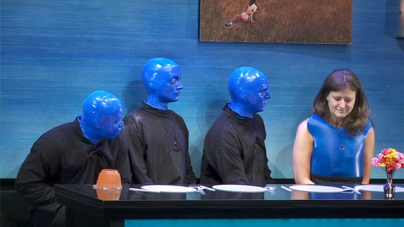 «Blue Man Group» World Tour