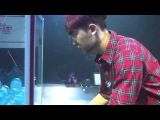 [FANCAM] 140412 EXO CHANYEOL vs KAI TalkGame 'Hello' @ Greeting Party in Japan - Day 2