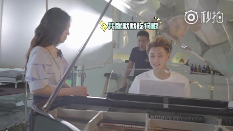 180817 ZTao @ The Brightest Star in the Sky BTS