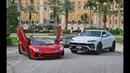 Lamborghini URUS People's reactions to the world's FIRST Super SUV Showcase by Lamborghini Miami