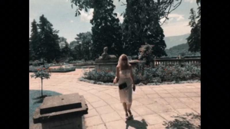 Массандровский парк отличное место для прогулок
