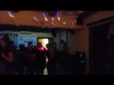 Субботняя вечеринка в кафе Тары Бары 22.04.17 Ведущие Юлия и Василий Буторин