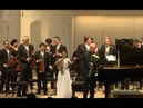 Alexandra Dovgan in concert of the Moscow Philharmonic 03 12 2018