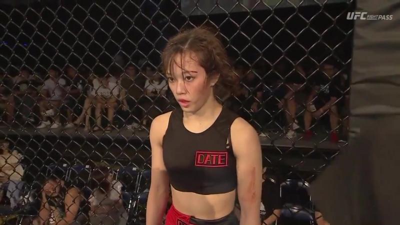 Hana DATE vs. Loma Lookboonmee (Pancrase 298 - Araujo vs. Fujino)