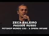 Zeca Baleiro - Pagode russo (Luiz Gonzaga Cover) PetShop Mundo C