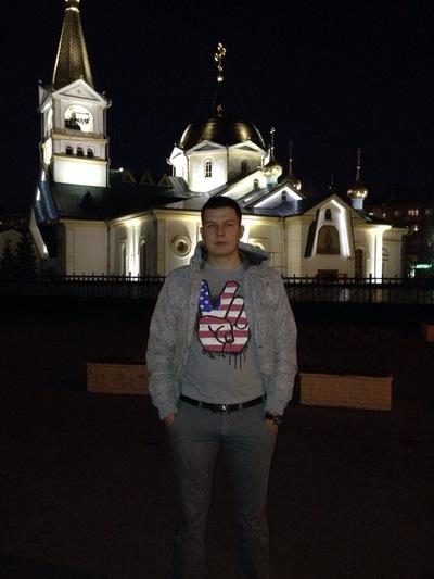 Илья Задорожный, 5 сентября 1990, Новосибирск, id5724982