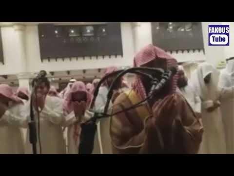 دعاء الليلة الرابعة للشيخ محمد اللحيدان 1439