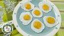 Веган Яичница Вкус Куриного Яйца Ноль Холестерина