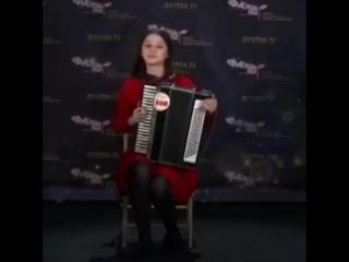 Конкурс ФАНДЫрМА Техова Элина