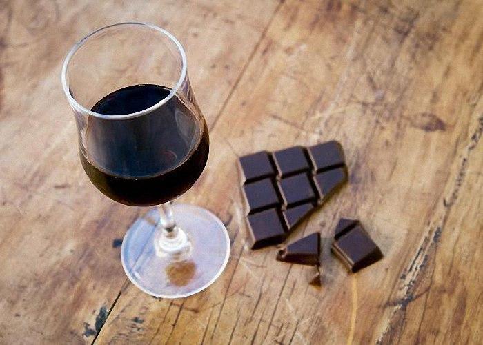 Как приготовить шоколадный коньяк в домашних условиях
