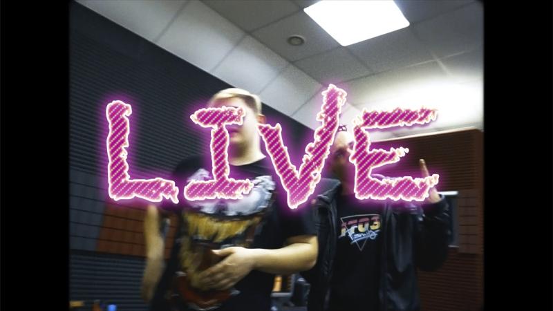 CRAM SQUAD (Майк Стикс х Экспайн) - LIVE CULTURE REC