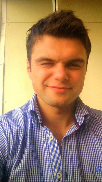 Андрей Пономарёв, 7 марта 1988, Москва, id19652411