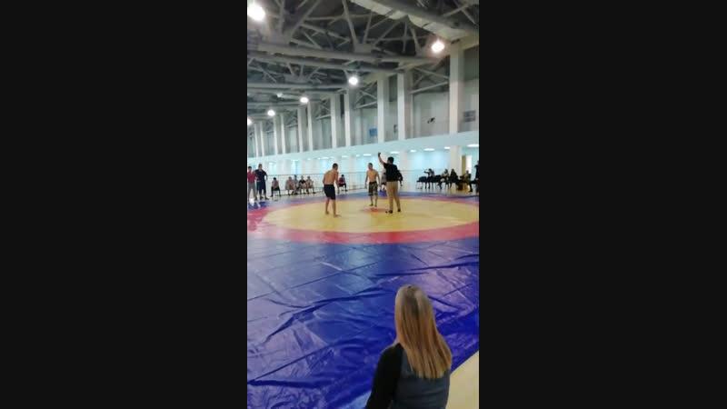 Финальна схватка Борьба за первое место хапсагай