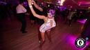 Eddie Torres Jr Joanna Mancisidor social dancing at Salsamania Saturdays