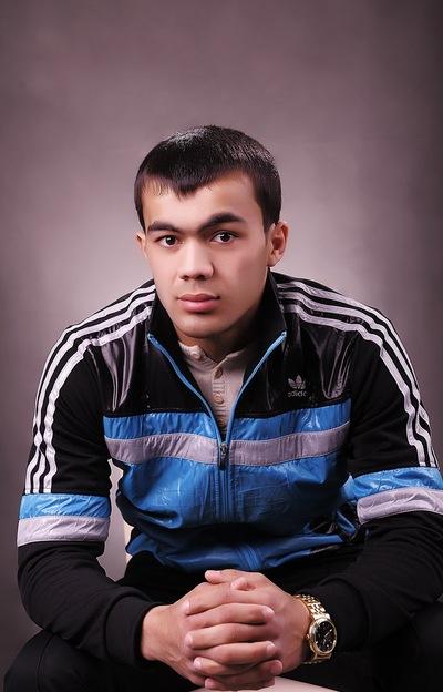 Dilshod Fazilov, 1 апреля 1991, Екатеринбург, id188128555