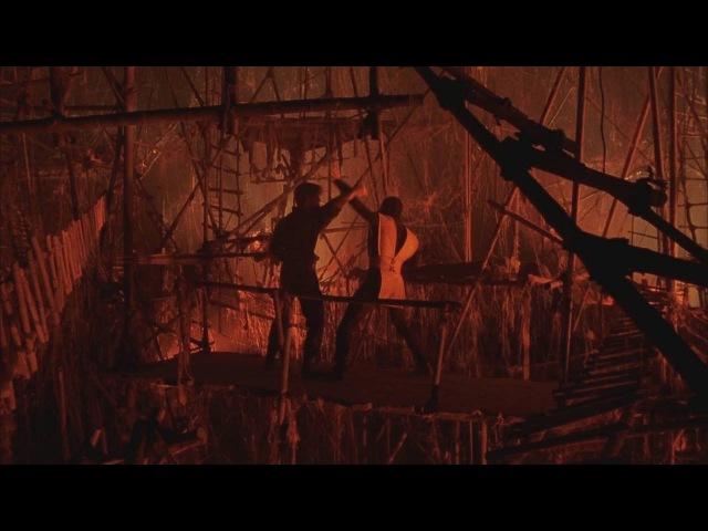 Mortal Kombat 1995 Джонни Кейдж vs Скорпион 1080p
