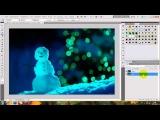 Как делать 3D эффект в фотошопе