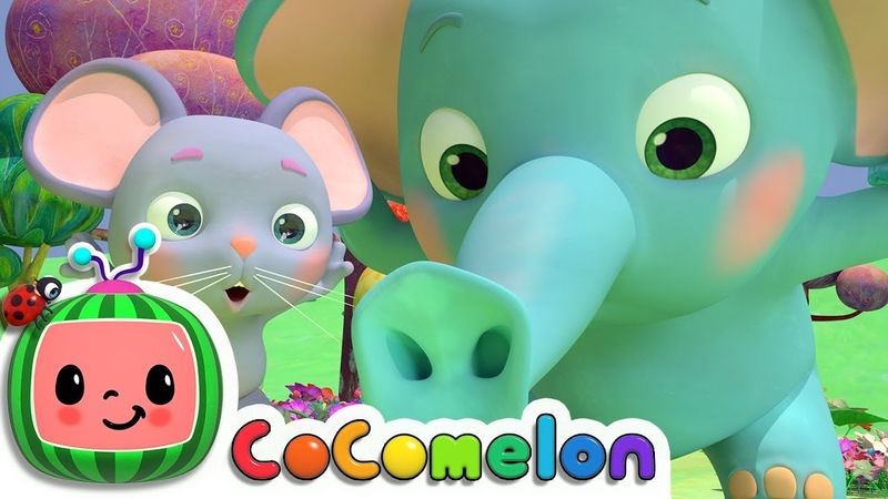 The Sneezing Song CoCoMelon Nursery Rhymes Kids Songs