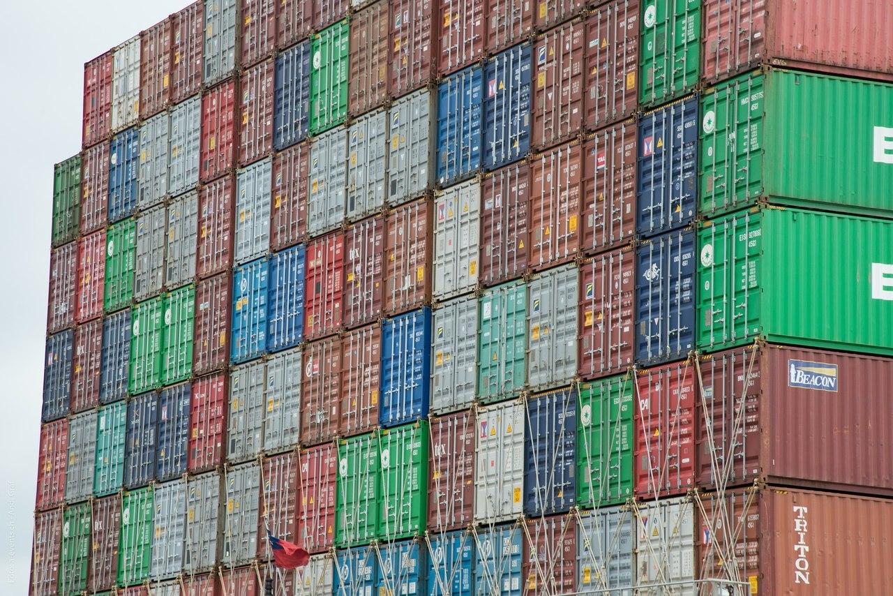 Фитинги для контейнеров