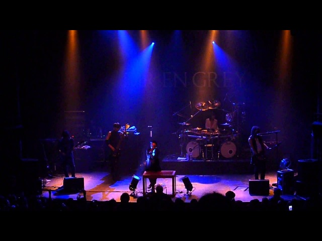 Dir en Grey - Conceived Sorrow Tabularasa Live in Paris 2013.06.13