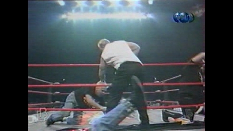 Титаны реслинга WCW Nitro March 13 2000