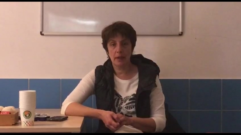 Александра Сандомирская. Работа Психологической службу Ночлежки