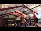 Highlights of Matthew Riddles Pro Wrestling Debut!