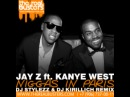 Jay Z ft. Kanye West - Niggas In Paris (DJ STYLEZZ DJ KIRILLICH Remix)
