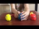 Видеообзор Киндер-сюрпризов в пластилиновой упаковке