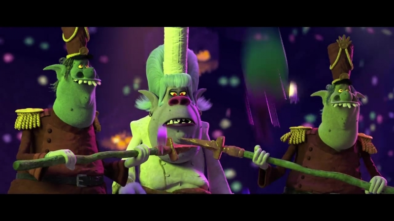 Cant Stop The Feeling! Official Movie Clip _ TROLLS