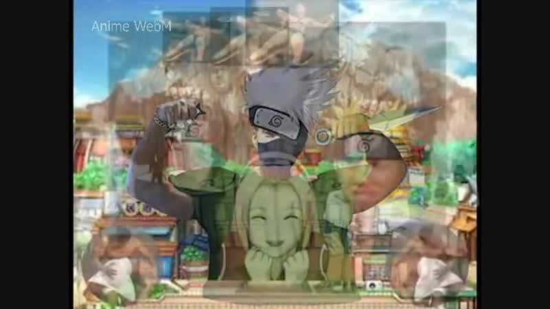 Anime.webm Naruto, Gachimuchi