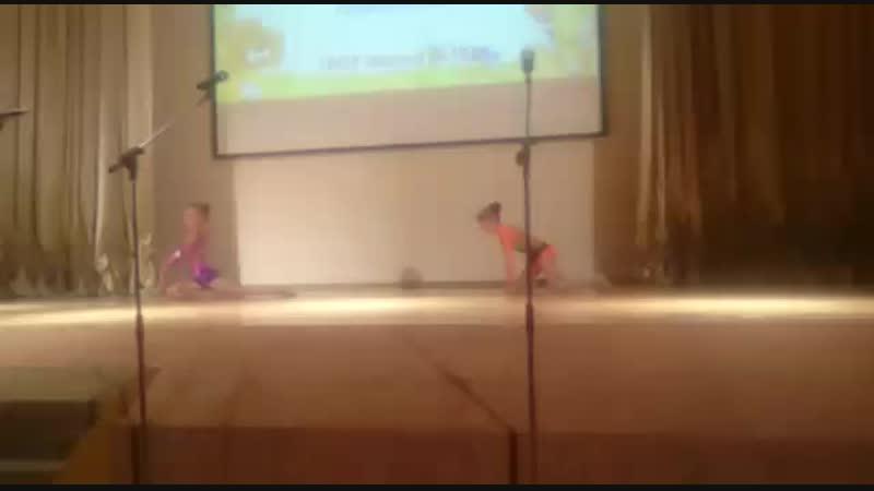 Первые выступления Фомина Цыбулевская
