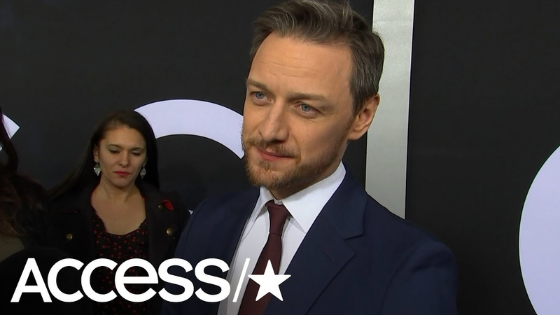Glass Star James McAvoys Dream Superpower Is Honestly The Best ( Sexiest)! | Access