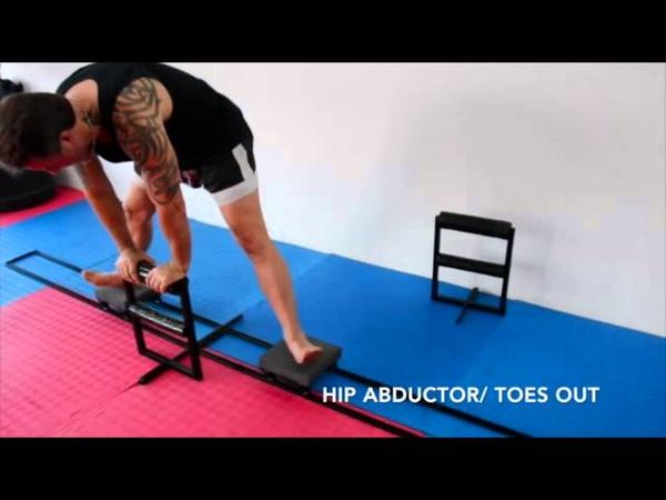 Omega Leg Stretcher