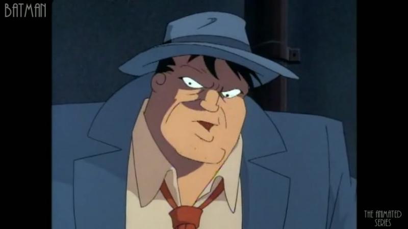 Бэтмен 2 17 82 Тюремщик Lock Up Batman The Animated Series
