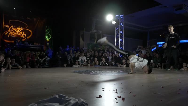 Deboshir vs. Muha ¦ SEMI FINAL ¦ COMBONATION X TRICKONOMETRY BATTLE