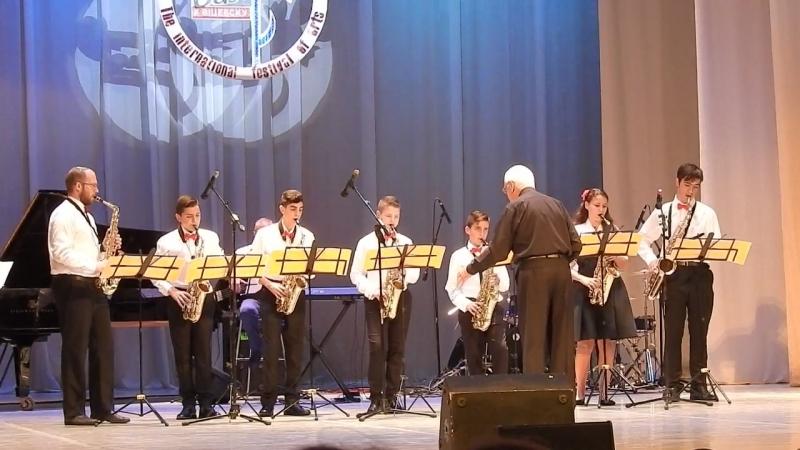 Ансамбль саксофонистов «БЕЙТ-ШЕМЕШ», Израиль