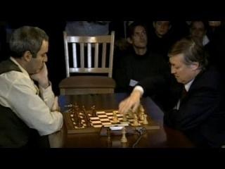 Garry Kasparov-Anatoly Karpov: A Rivalry For The Ages